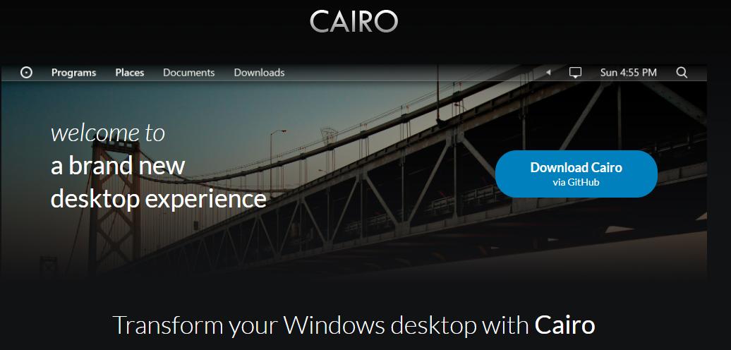 cairo desktop