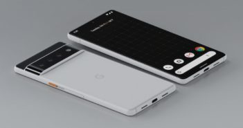 Google Pixel 6 Panda