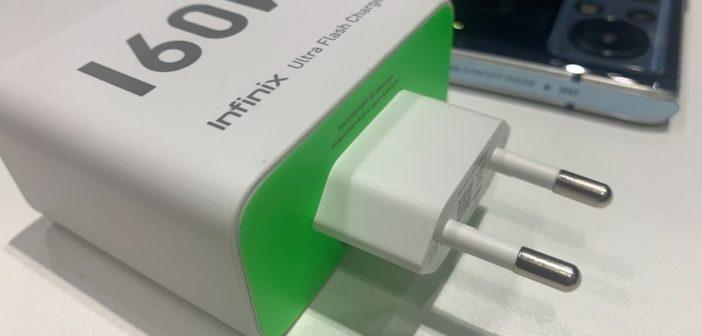 Infinx 160 W adaptér