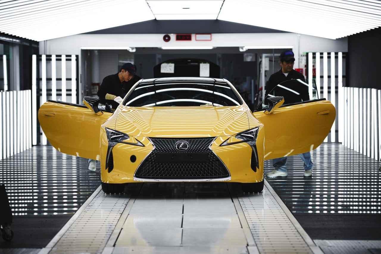 Lexus motomachi