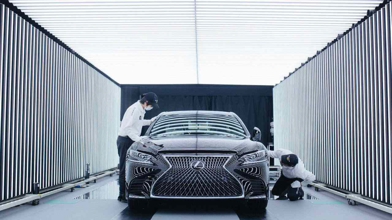 Lexus Tahara
