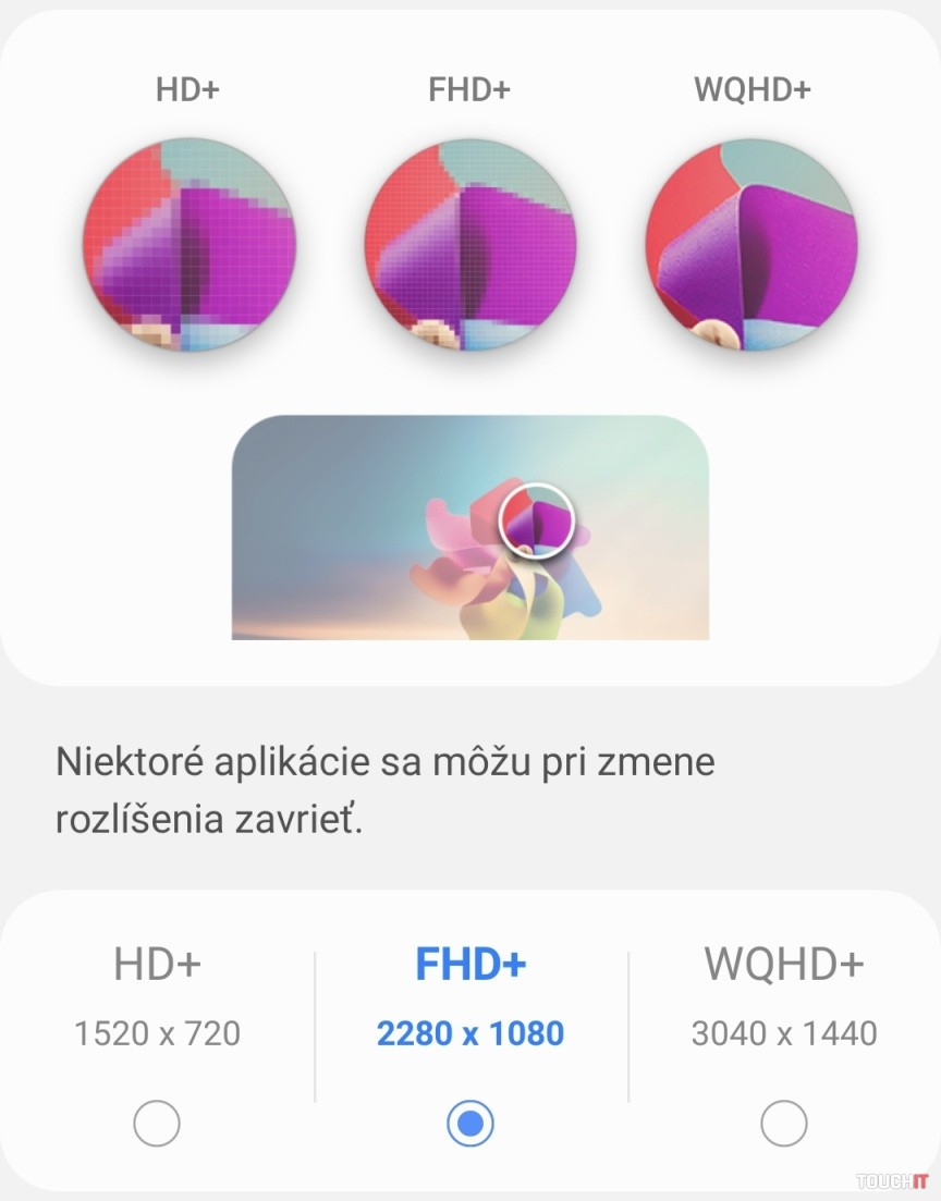 samsung screen settings