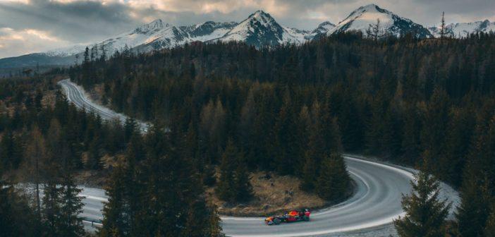 Red Bull F1 na Slovensku