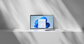 Windows 11 tablet