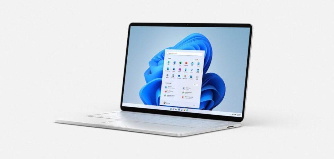 Windows 11 notebook