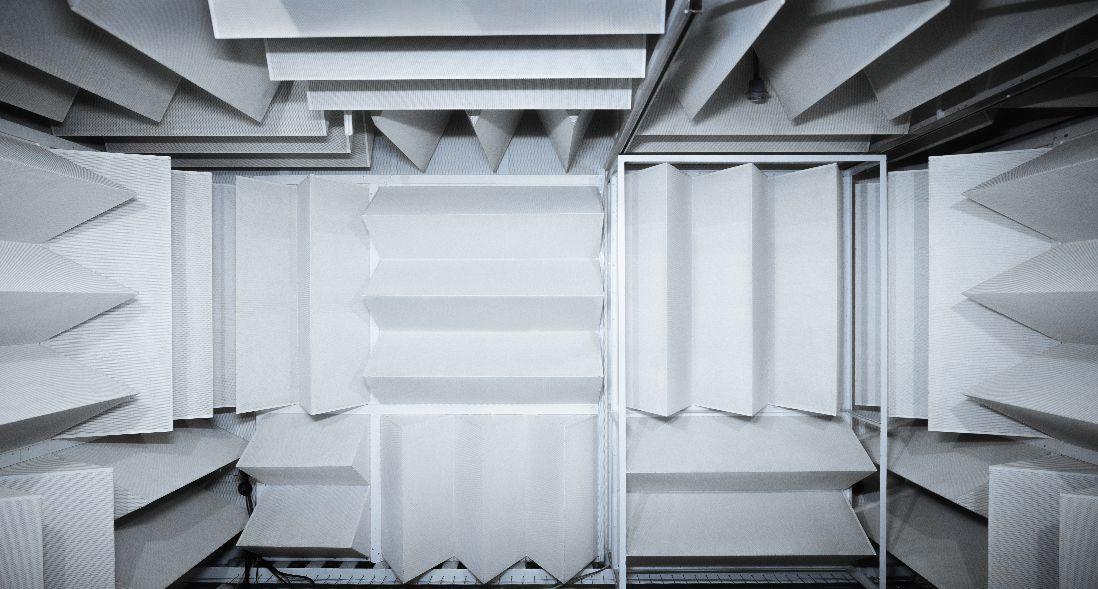 Zvukové laboratórium Huawei