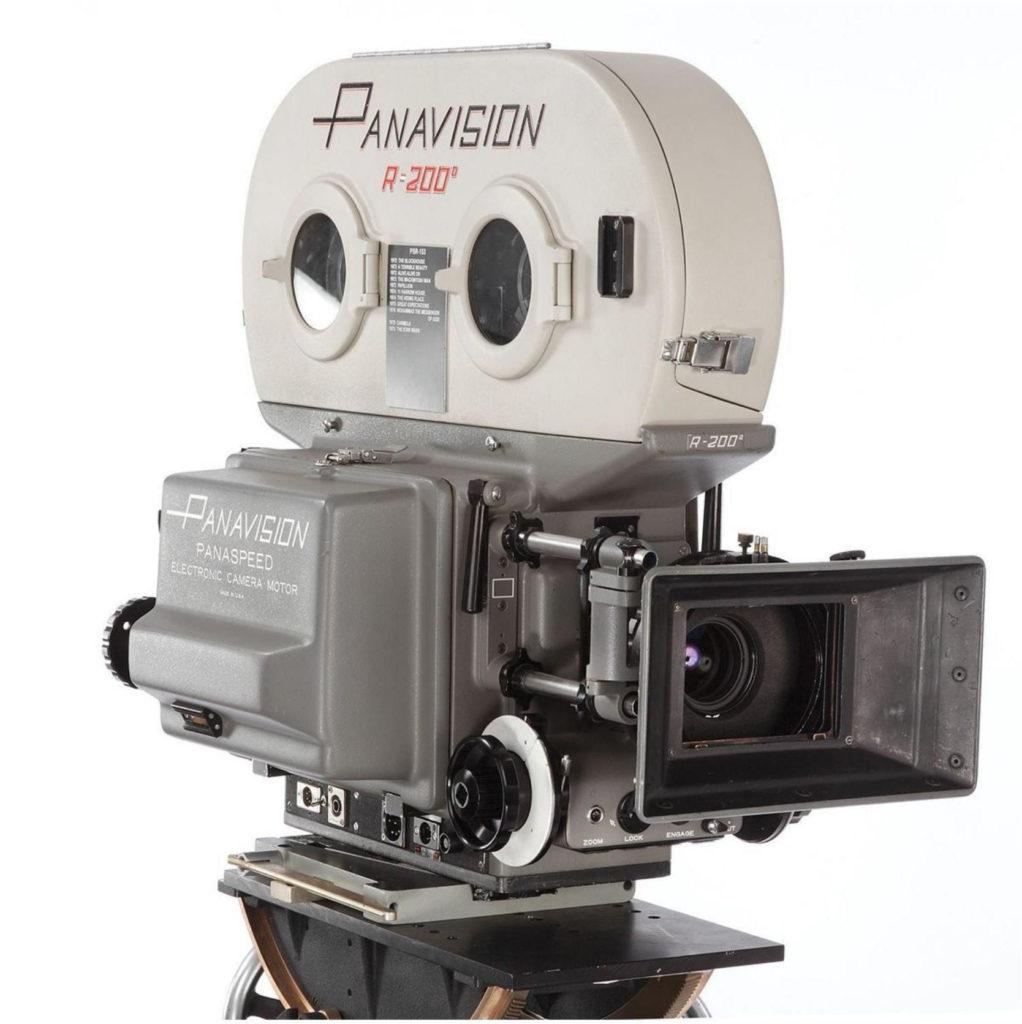 Populárna kamera Panavision zo 70. rokov