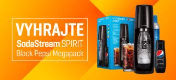 Vyhrajte SodaStream SPIRIT a zmeňte horúce leto na osviežujúce
