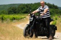 Honda CB1000R. Zdroj: Samo Hindy/TOUCHIT.sk