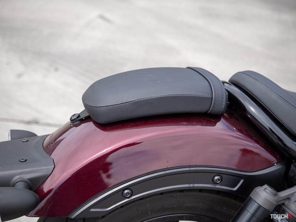 Honda Rebel. Zdroj: TOUCHIT.sk
