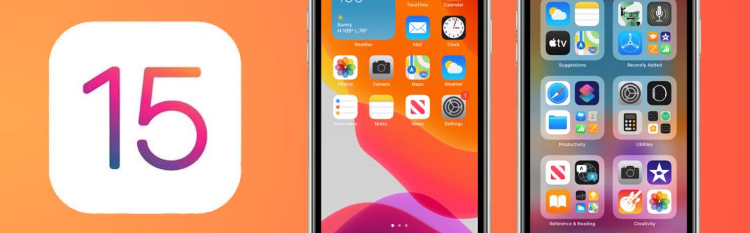Apple: iOS 15 je tu, tieto novinky prináša