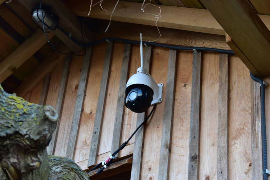 Bezpečnostná kamera Secutek SBS-SD37W-20X