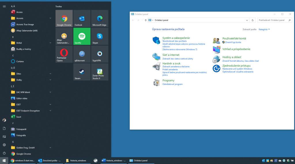 Windows 10 stále prechádza zmenami, čo je značne otravné. Je to ale dobrý systém, ktorý odporúčame používať