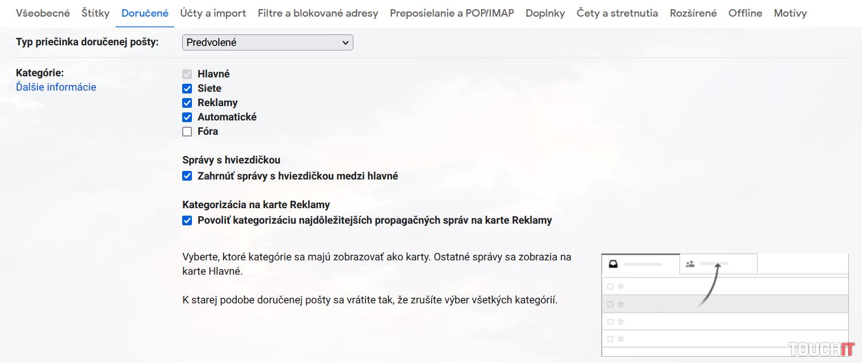 Tipy a triky Gmail sledovanie