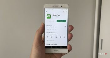 GreenPass Android 7.0
