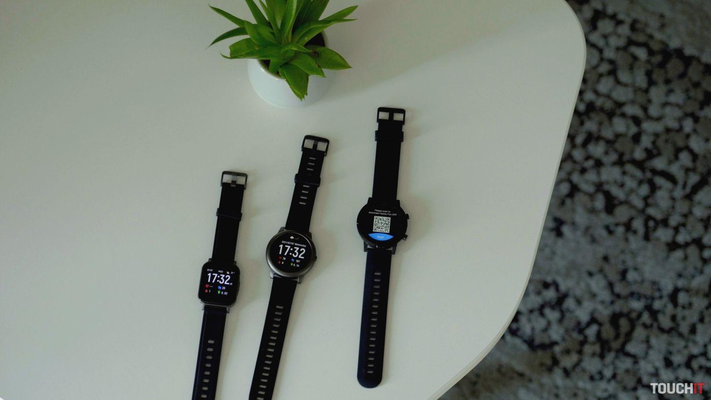 Inteligentné hodinky Haylou