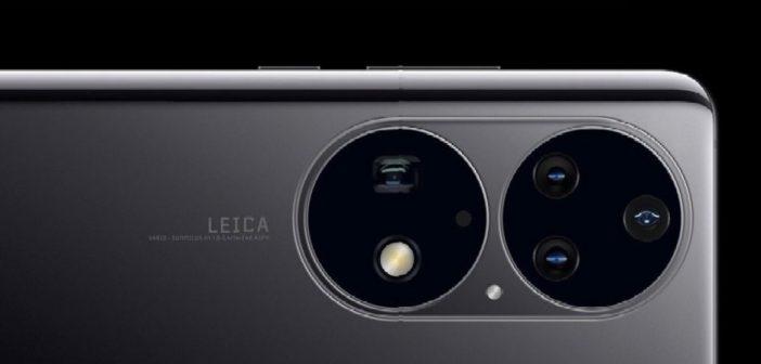 Huawei P50 fotoaparát