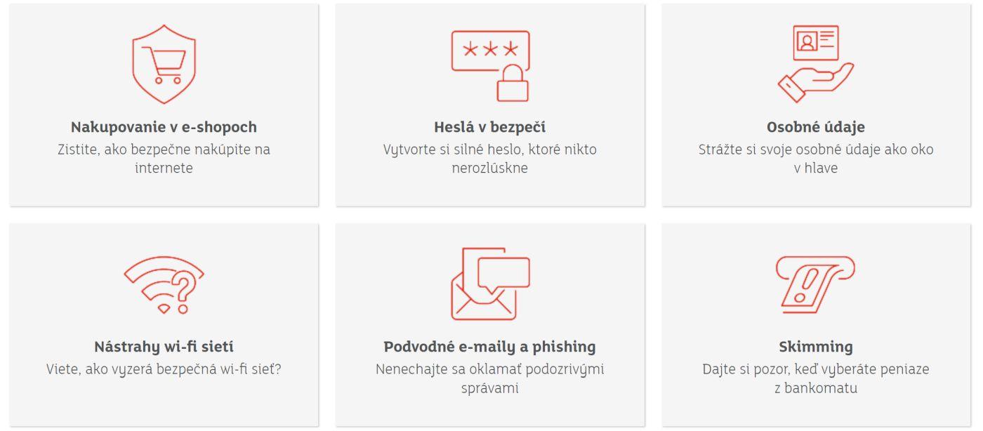 mBank bezpečnosť