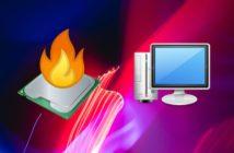 wallpaper fire computer