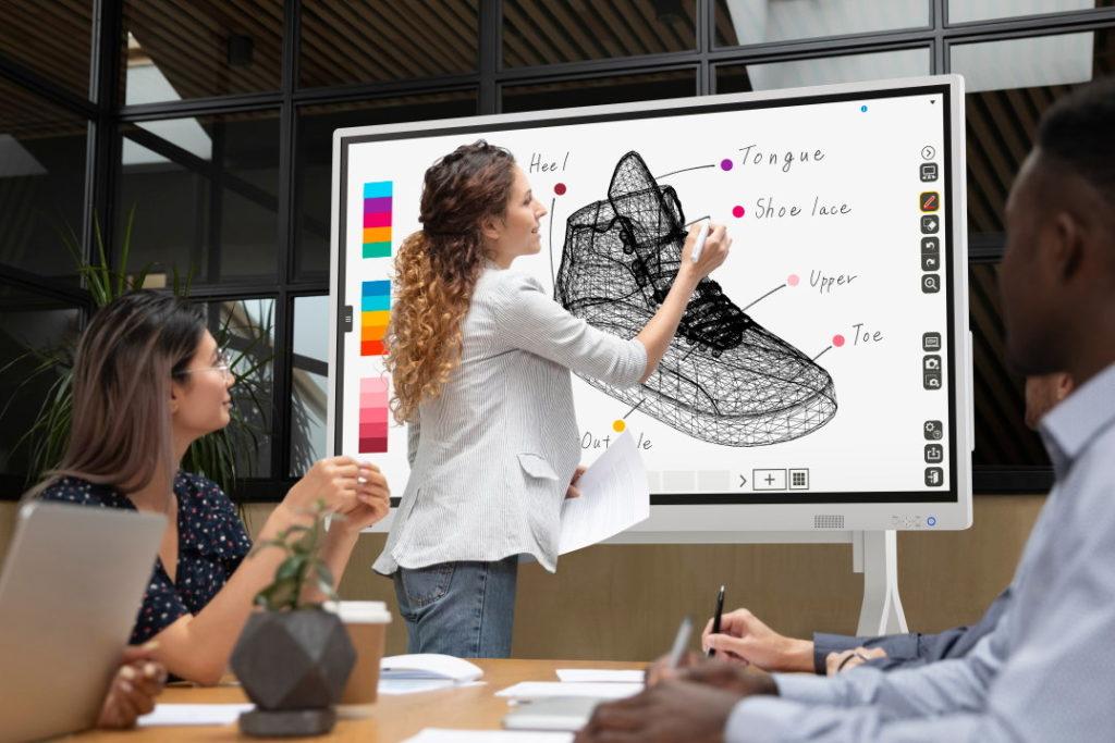 Collaboration Board ako hotové riešenie na porady