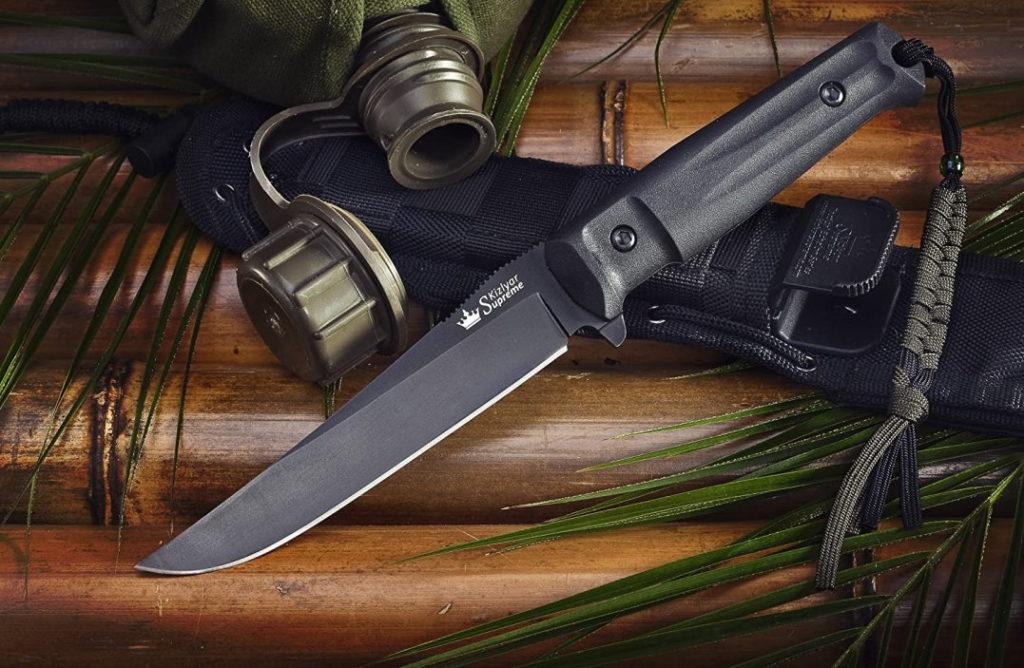 Nožík Kizlyar Supreme Croc AUS