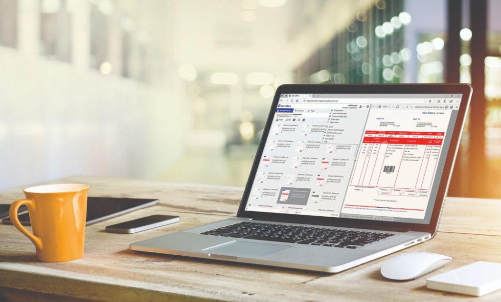 Digitálne spracovanie inak bežne papierových dokumentov