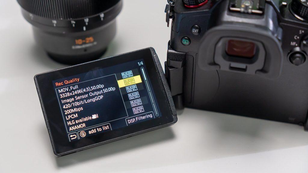Panasonic GH5 II