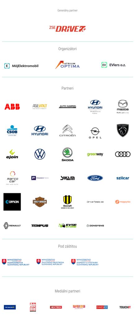 Partneri Salónu Elektromobilov v Košiciach