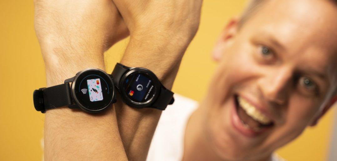 Ako platiť hodinkami