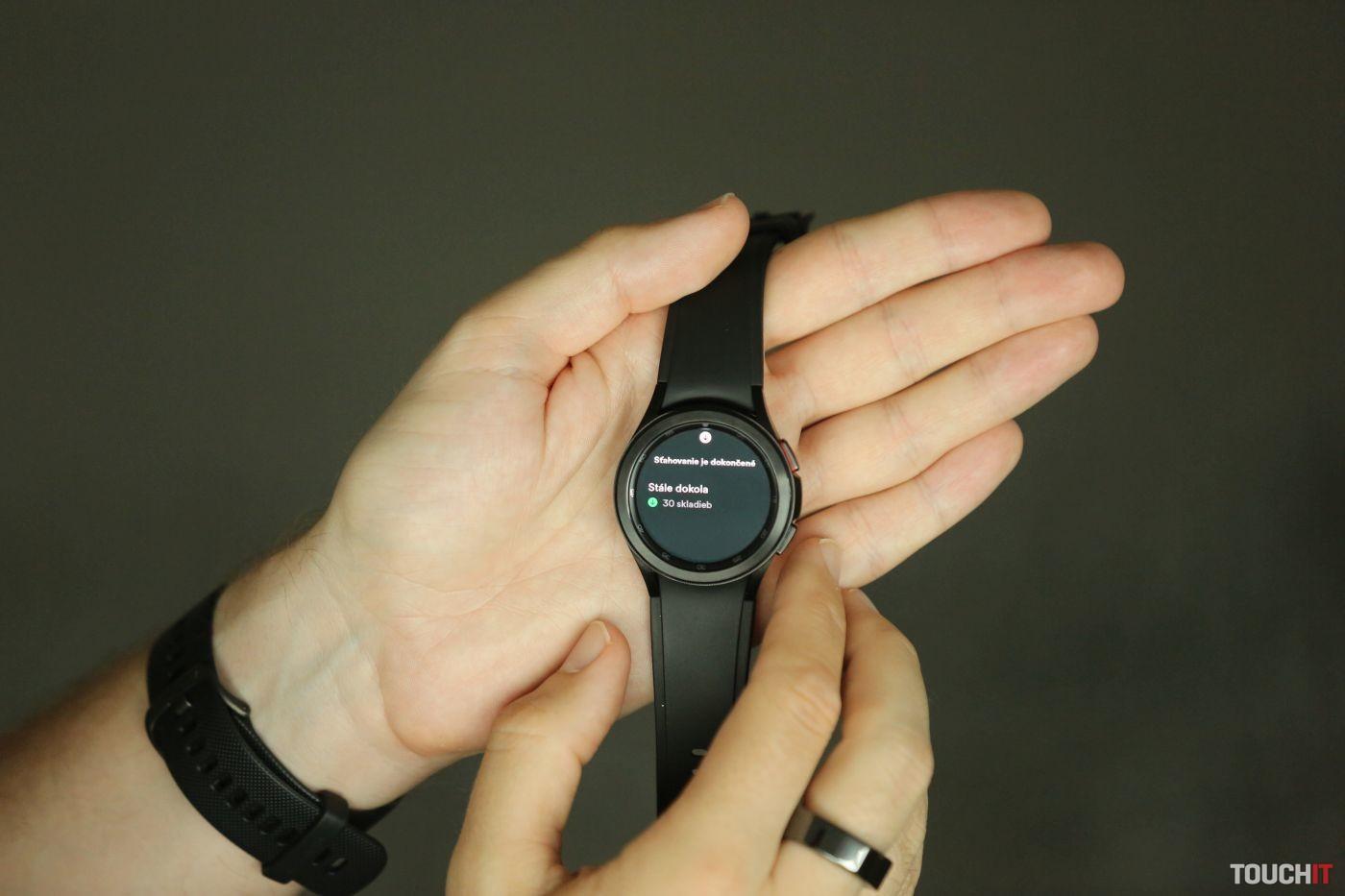 Samsung Galaxy Watch4 Classic 42mm