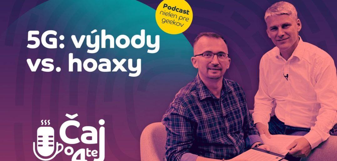 Podcast Čaj o 4tej