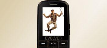 EVOLVEO EasyPhone EG