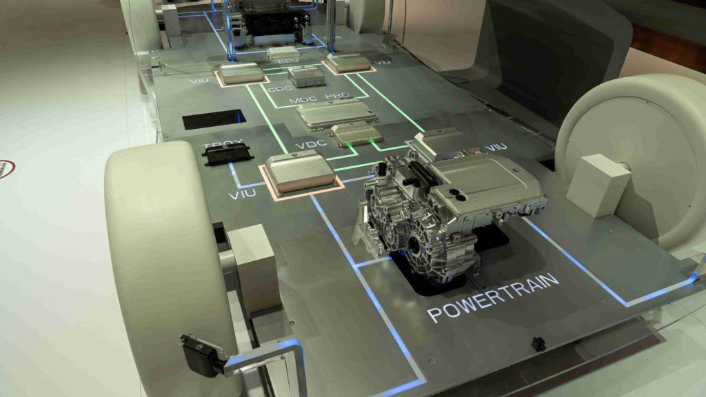 Huawei poskytuje prvky pre komplexnú výbavu autonómnych elektromobilov