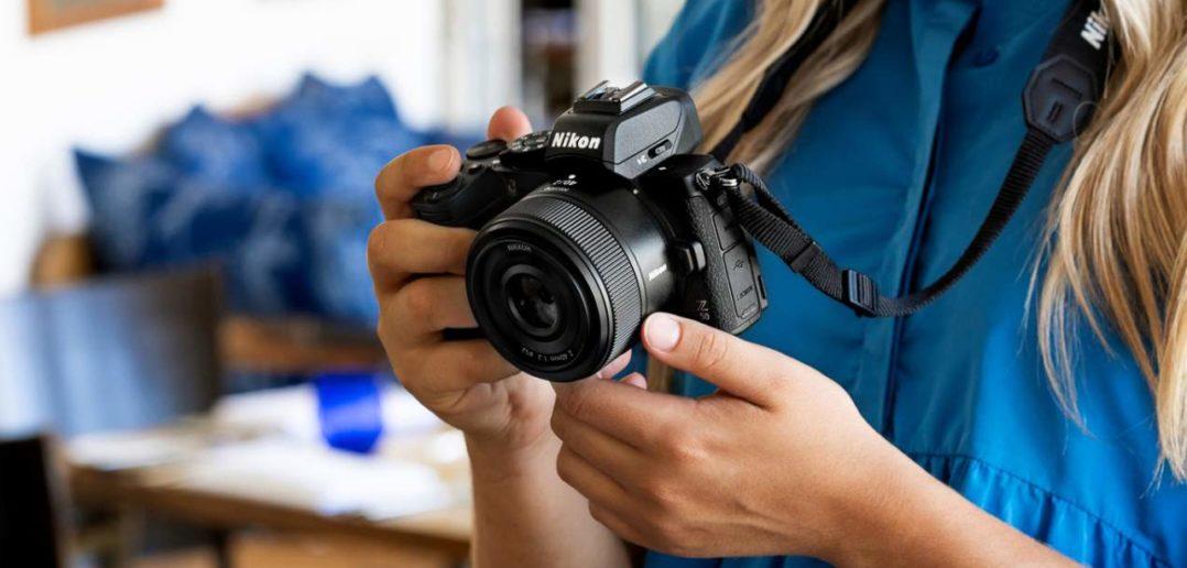 Nikon 40mm F2 Z50