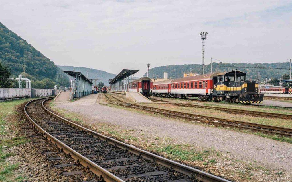 Nové pracovisko infraštruktúry THÚ Zvolen bude vybudované práve v areáli železničnej stanice Zvolen