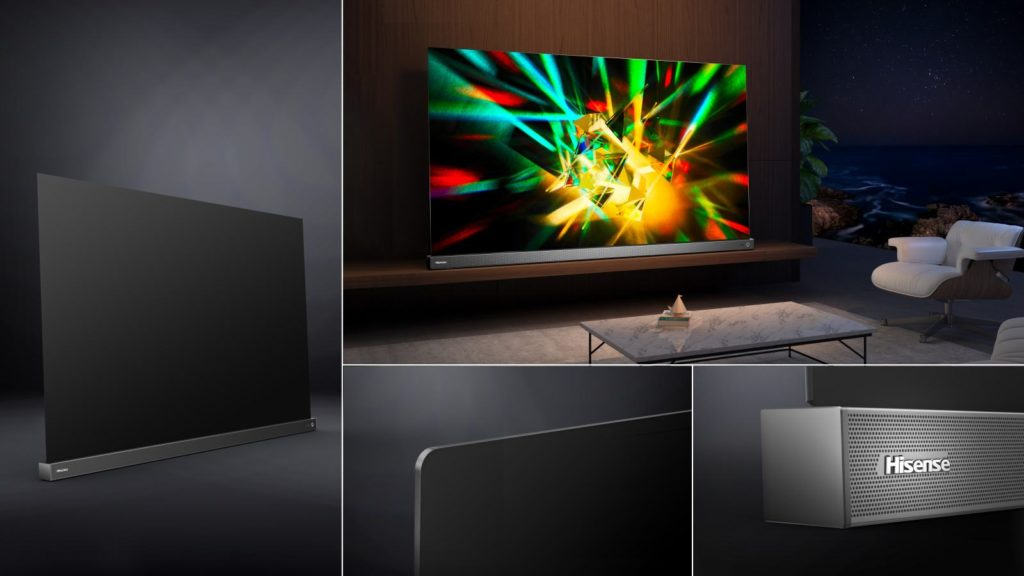 OLED TV Hisense A9G