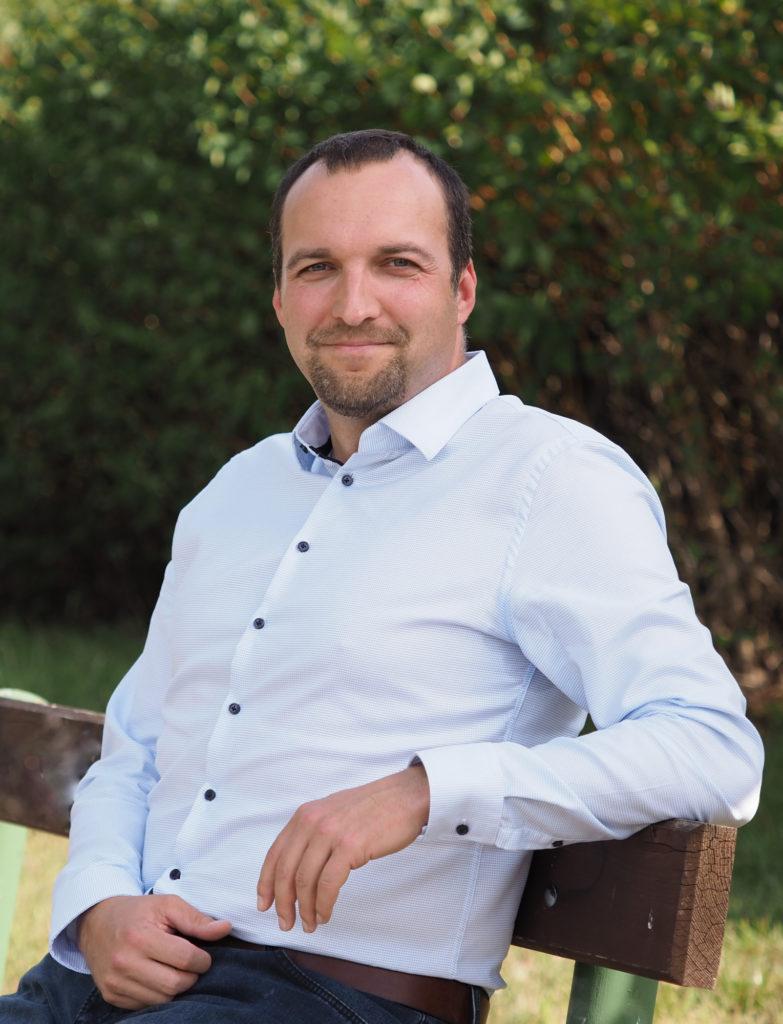 Vlastimil Horák, manažér spoločnosti VMware pre Českú republiku a Slovensko