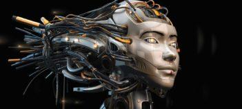 Cyborg Human AI