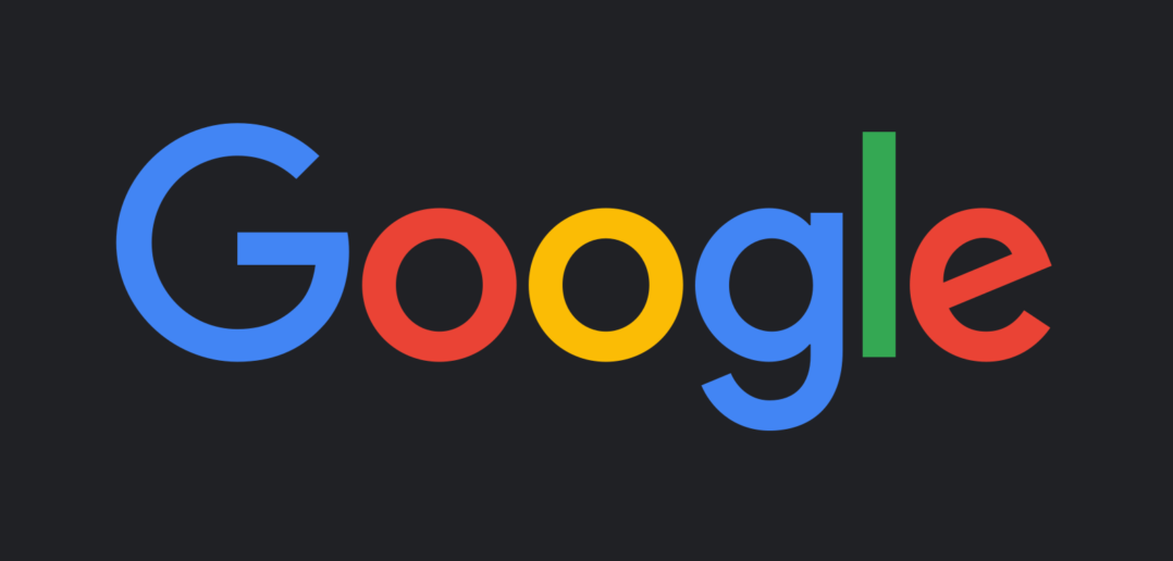 Google dark logo tmavý režim