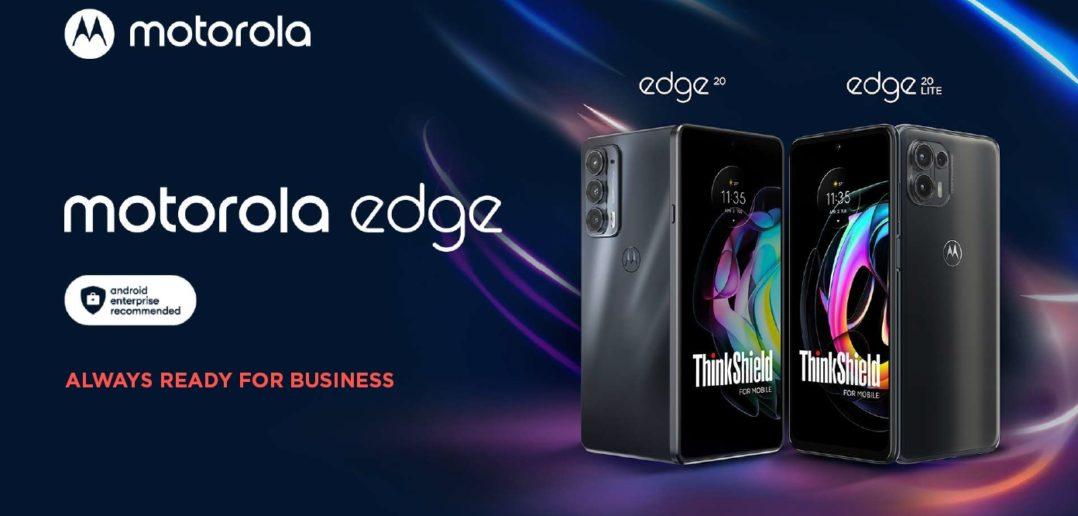 motorola edge20 business edition