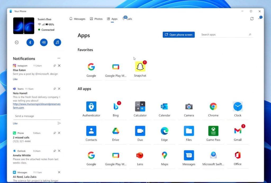 Microsoft Váš telefón