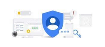 Google dvojstupňové overenie