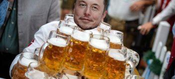 Tesla pivo